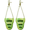 Metolius Rock Rings 3D Training Device green